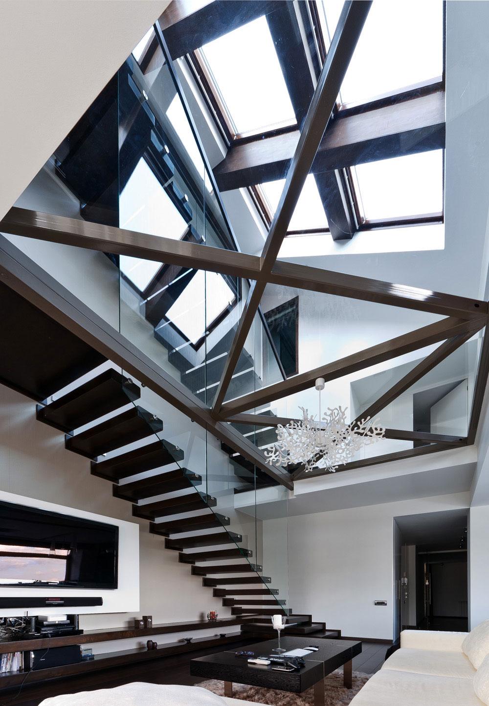 Modernt och imponerande loft i Brasov-21 Modernt och imponerande loft i Brasov