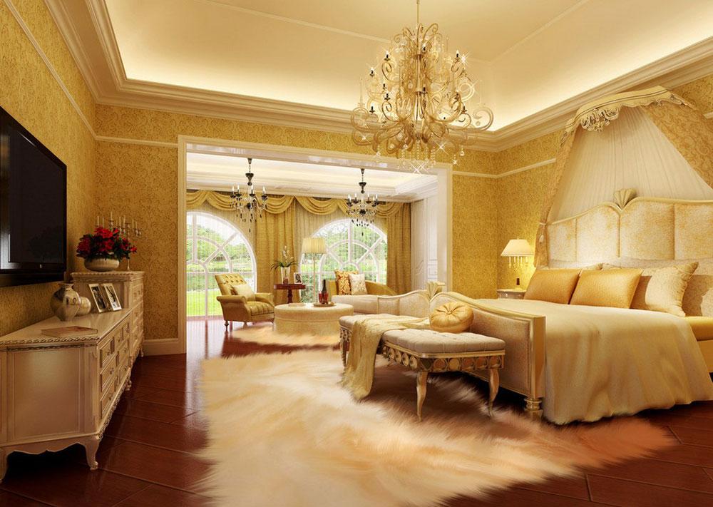 OBS GUL master bedroom färger idéer och tekniker