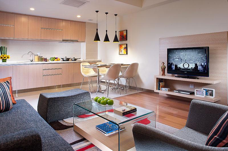 Vardagsrum och matsal inredning - 7 exempel på vardagsrum och matsal inredning att kolla in