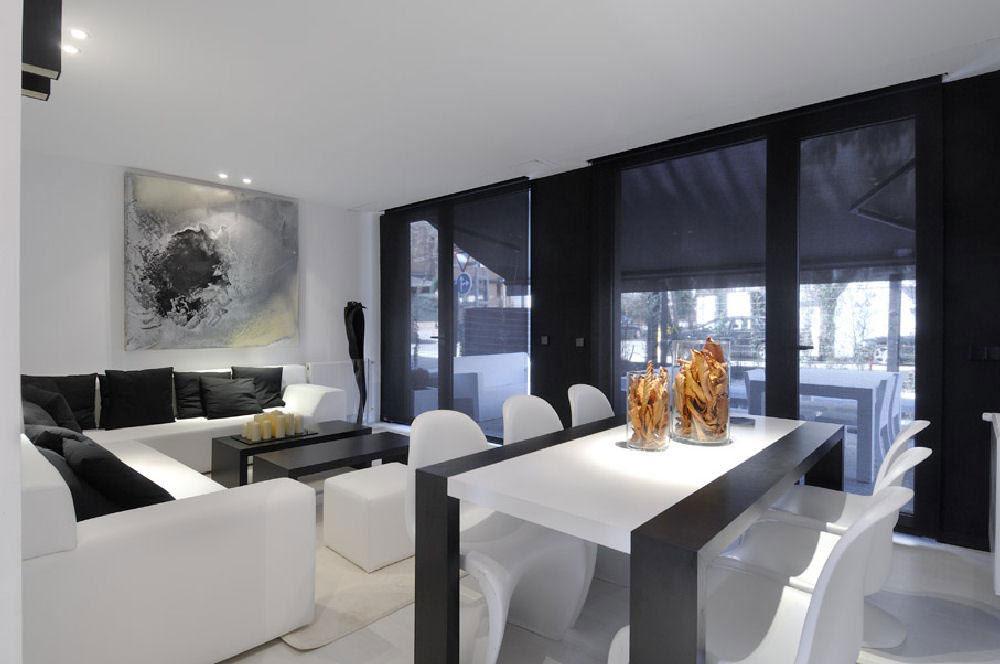 Living-and-Dining-Room-Interior-Design-14 exempel på vardagsrum-dining-room inredning att kolla in