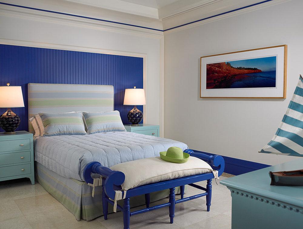 Florida-Beachfront-Residence-Vero-Beach-USA.-John-David-Edison-Interior-Design-Inc Ljusa och levande tropiska färgscheman
