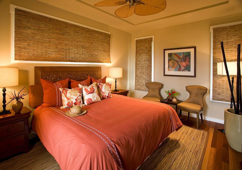Hawaiian-Cottage-Style-Fine-Design-Interiors-Inc.  Ljusa och levande tropiska färgscheman