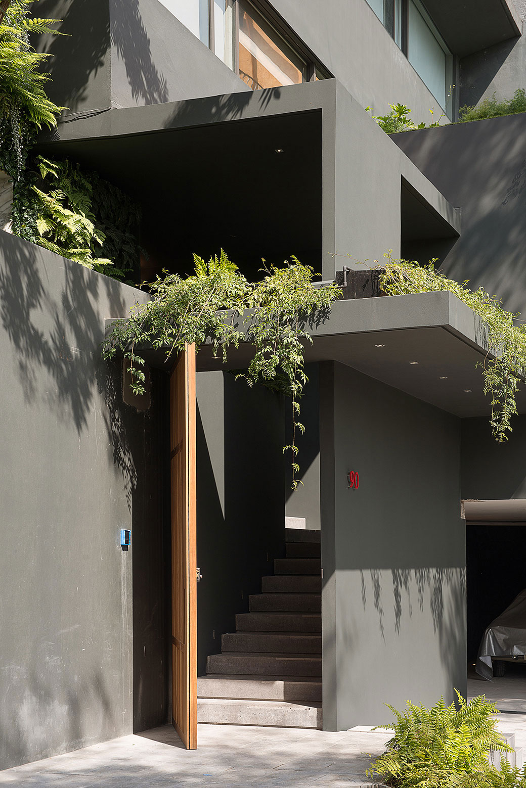 Barrancas-huset erbjuder en inblick i lyxboende 2 Barrancas-huset erbjuder en inblick i lyxboende