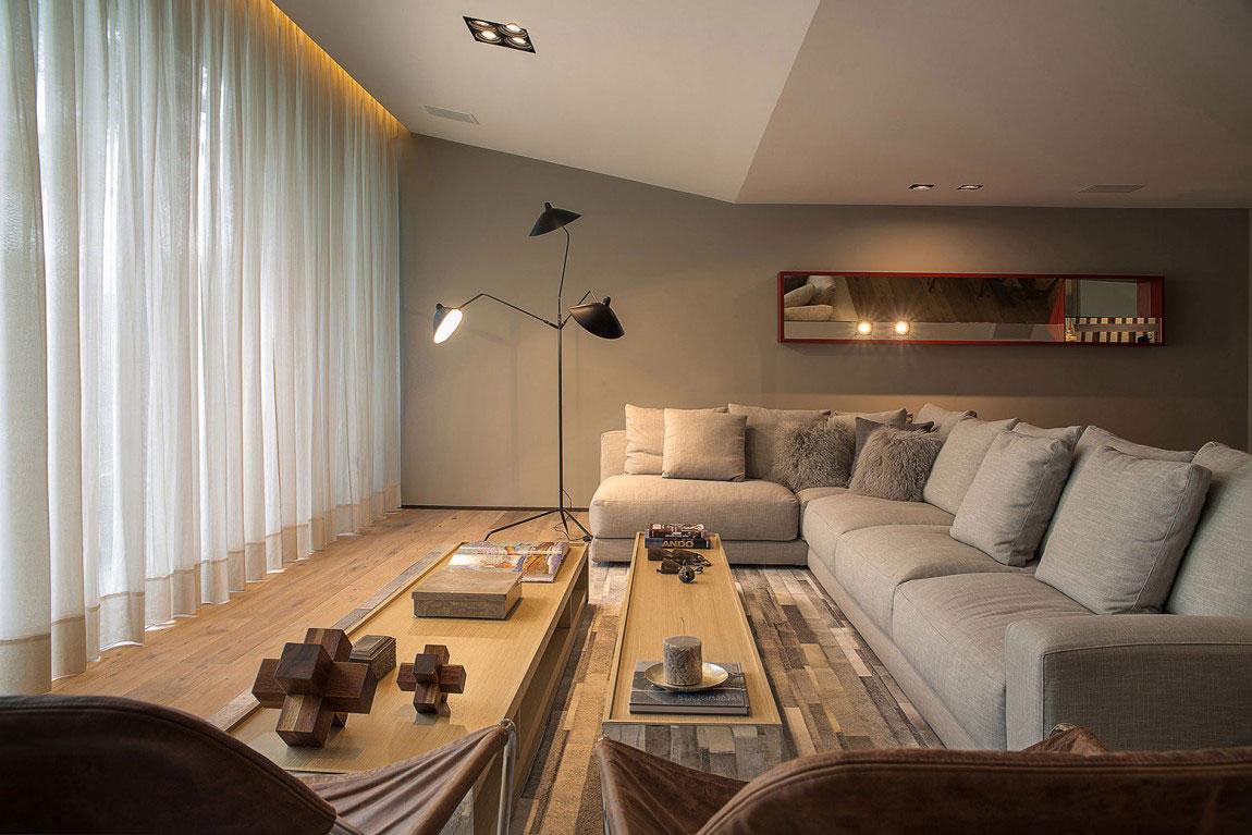 Barrancas-huset erbjuder en inblick i lyxlivet 8 Barrancas-huset erbjuder en inblick i lyxlivet
