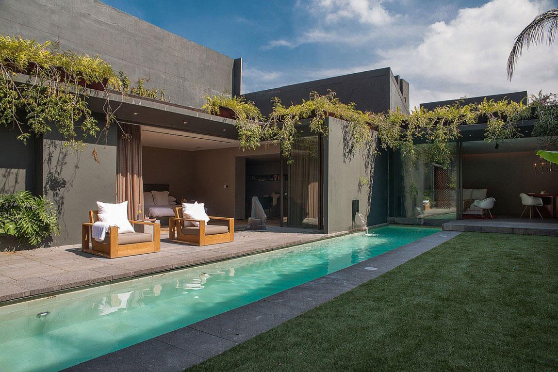 Barrancas-huset erbjuder en inblick i lyxboende 3 Barrancas-huset erbjuder en inblick i lyxboende