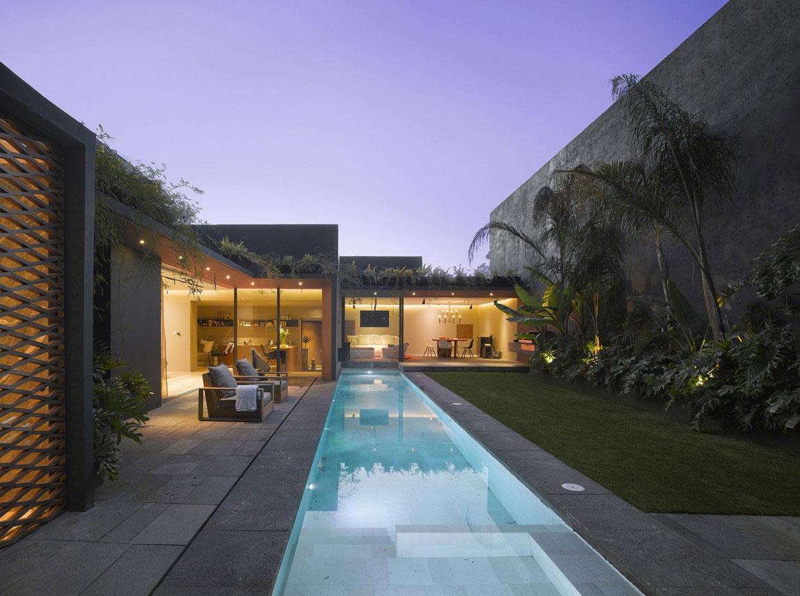 Barrancas-huset erbjuder en inblick i lyxboende 17 Barrancas-huset erbjuder en inblick i lyxboende