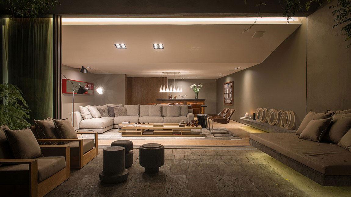 Barrancas-huset erbjuder en inblick i lyxlivet 13 Barrancas-huset erbjuder en inblick i lyxlivet
