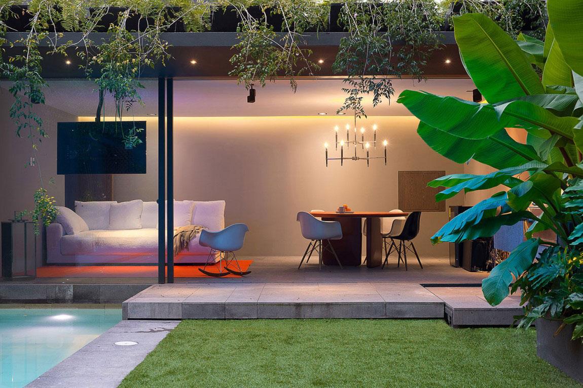 Barrancas-huset erbjuder en inblick i lyxlivet 15 Barrancas-huset erbjuder en inblick i lyxlivet