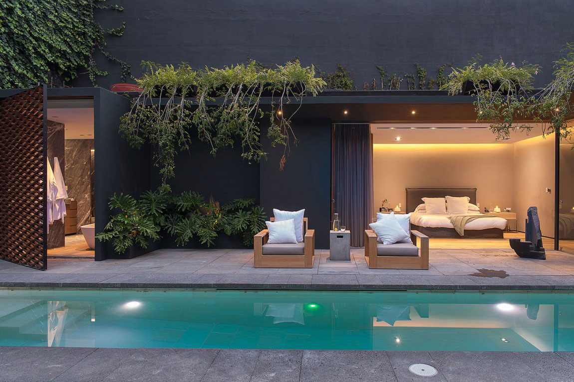 Barrancas-huset erbjuder en inblick i lyxlivet 16 Barrancas-huset erbjuder en inblick i lyxlivet