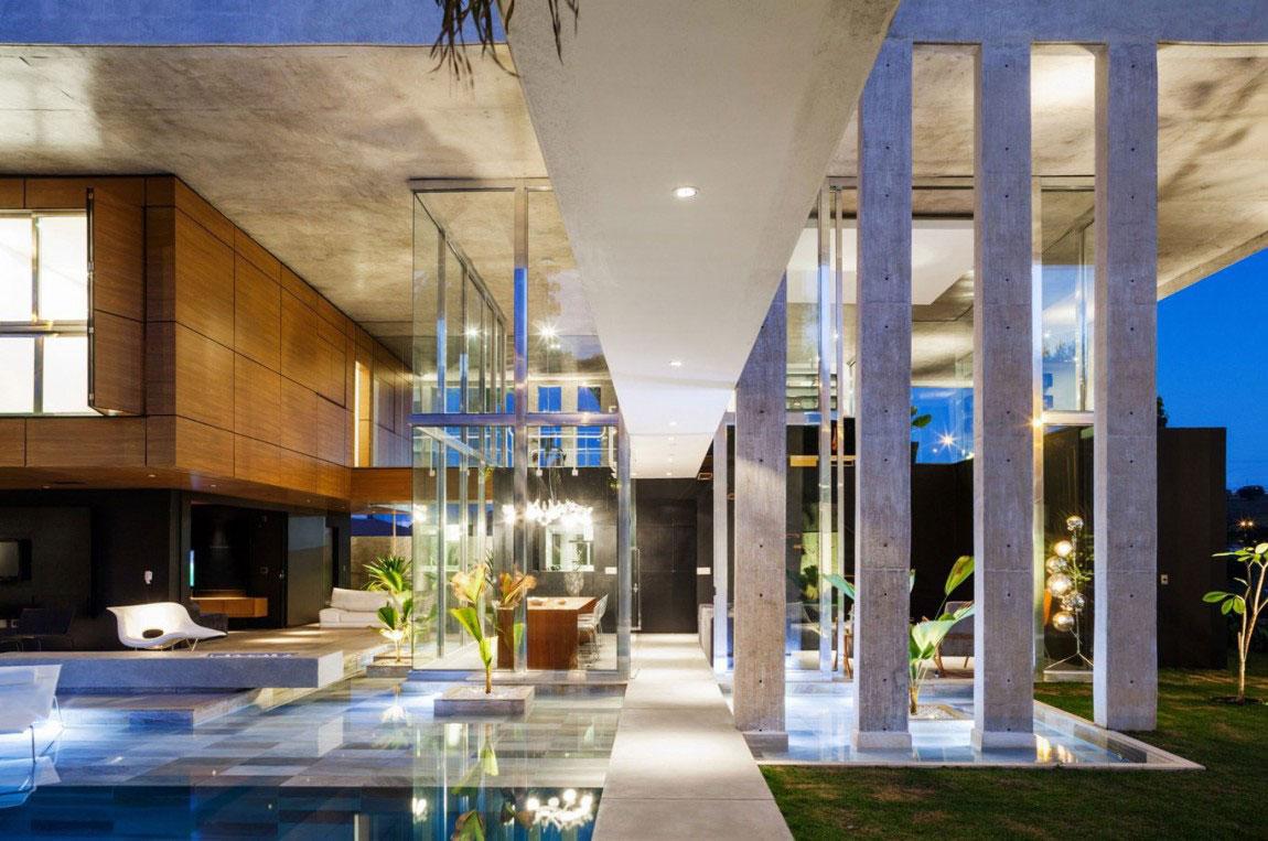 Botucatu House står som ett arkitektoniskt mästerverk-13 Botucatu House står som ett arkitektoniskt mästerverk