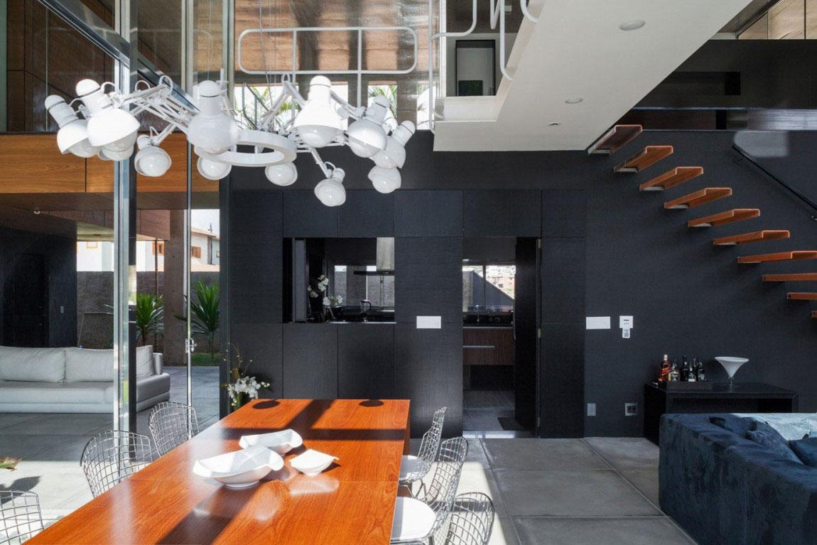 Botucatu-huset står som ett arkitektoniskt mästerverk 11 Botucatu-huset står som ett arkitektoniskt mästerverk