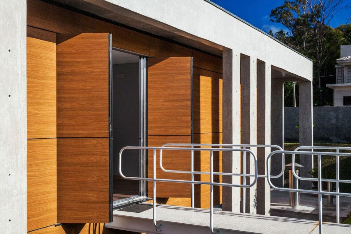 Botucatu House står som ett arkitektoniskt mästerverk 8 Botucatu House står som ett arkitektoniskt mästerverk