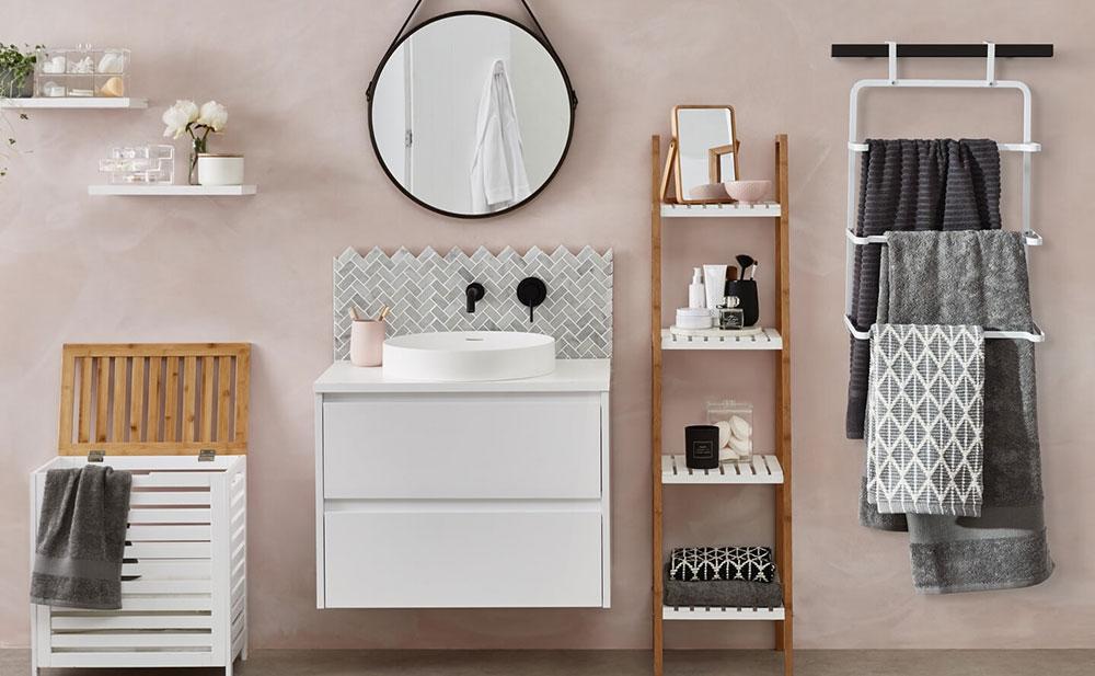 Badrumsförvaring pinterest enkla idéer för att uppdatera ditt badrum