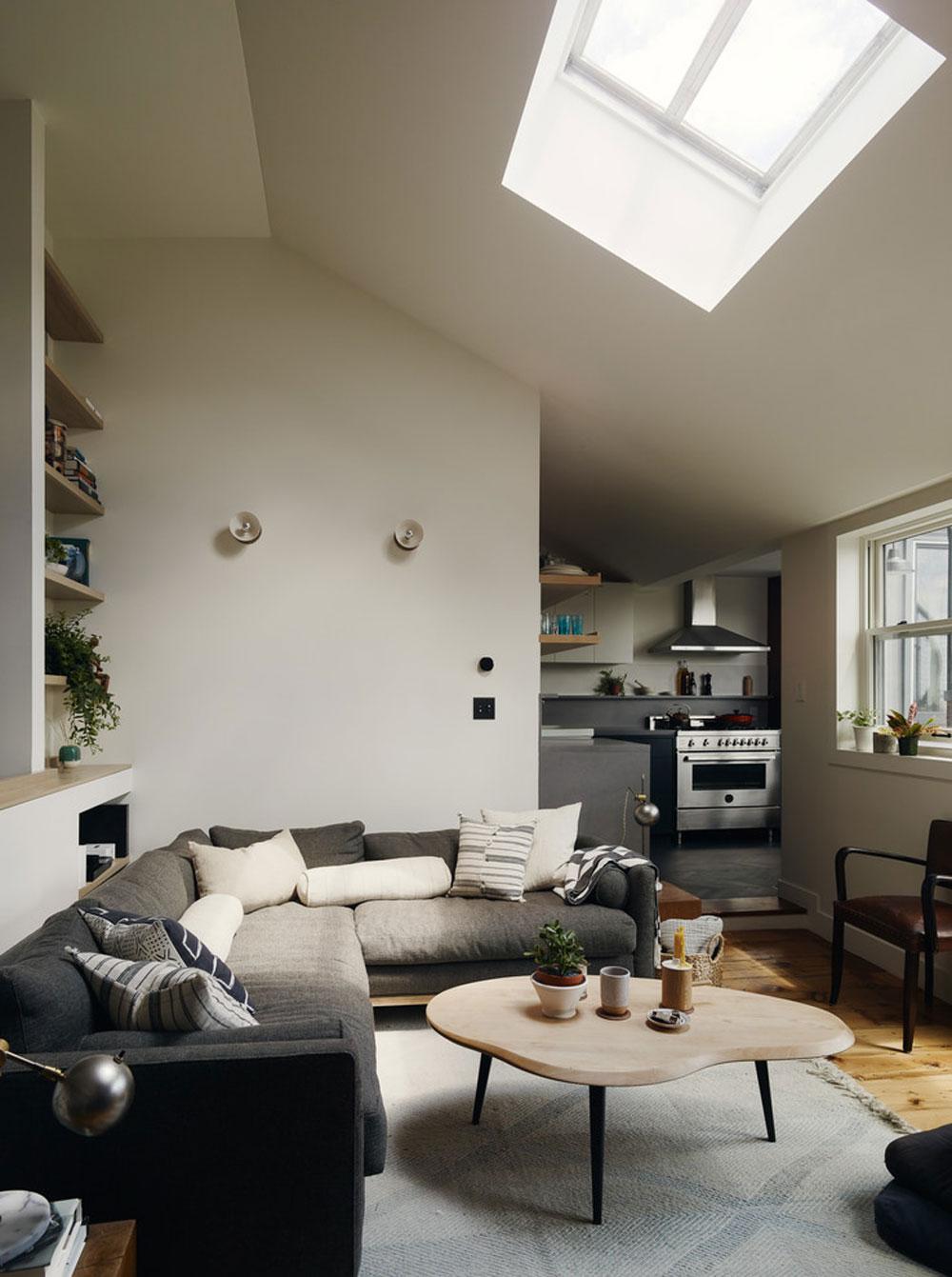 State-Street-by-General-Assembly Small Apartment Vardagsrum Idéer på en budget