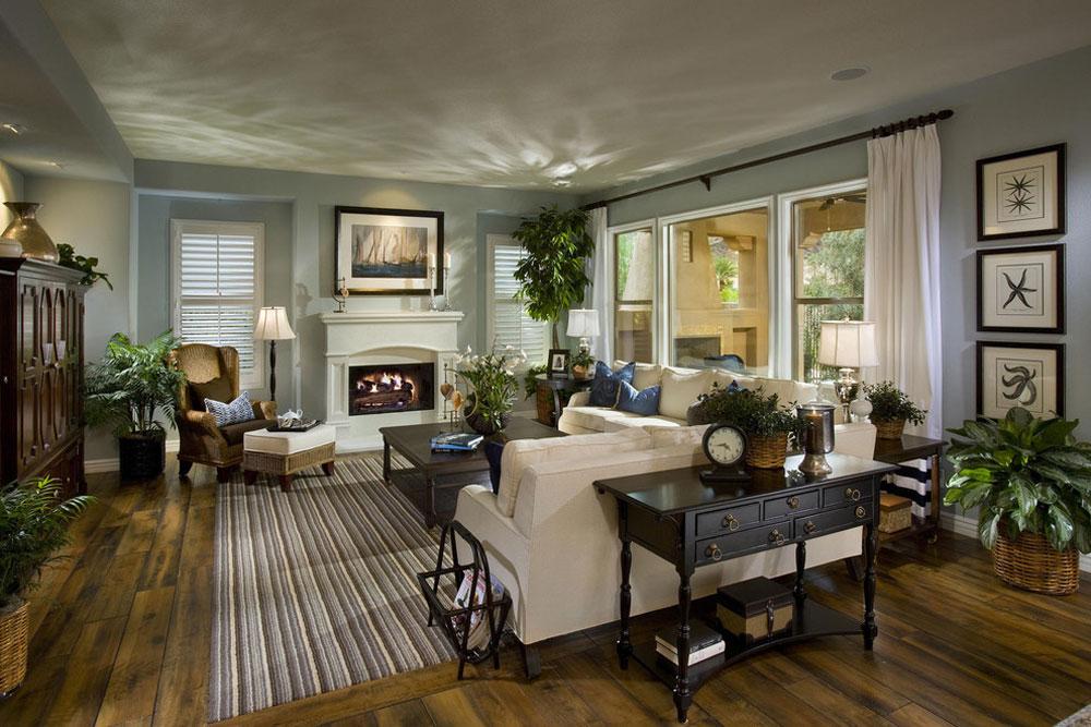 Bella-Fiore-by-Studio-V-Interior-Design Liten lägenhet Vardagsrum Idéer på en budget