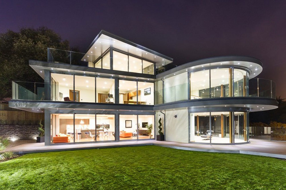 Strålande exempel på modern husarkitektur 1 fina exempel på modern husarkitektur