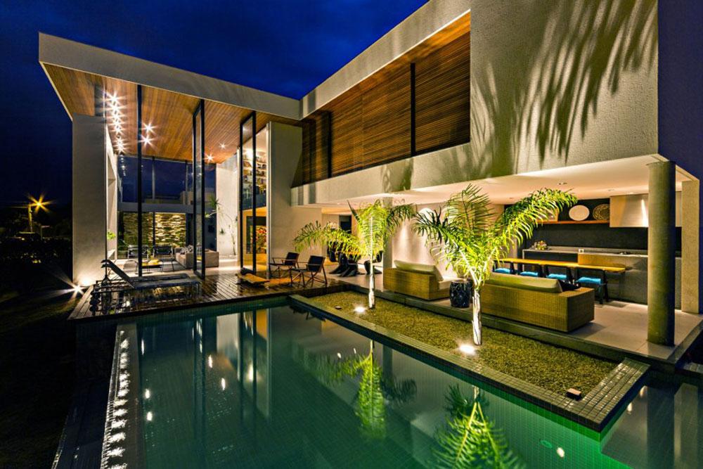 Strålande exempel på modern husarkitektur-12 fina exempel på modern husarkitektur