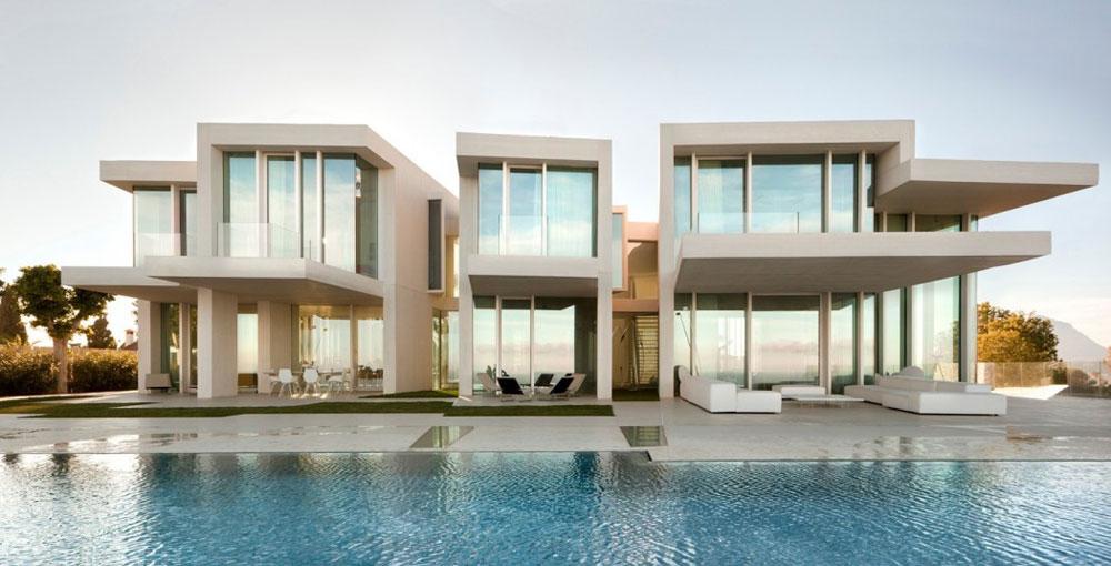 Banbrytande exempel på modern husarkitektur 5 banbrytande exempel på modern husarkitektur