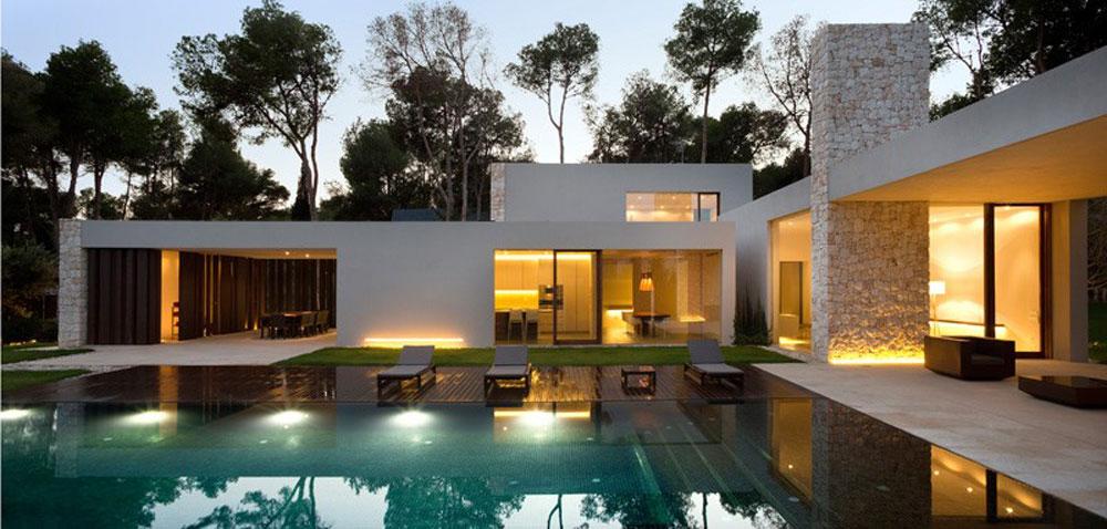 Strålande exempel på modern husarkitektur-4 fina exempel på modern husarkitektur