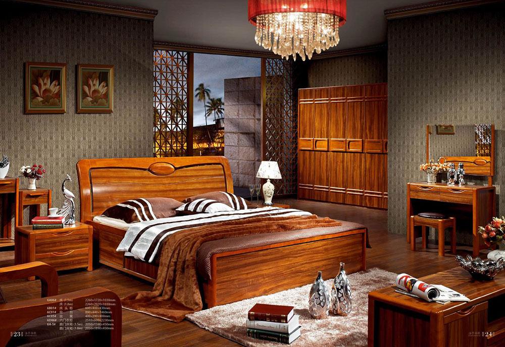 Sovrumsmöbler i massivt trä-idéer-rum-inredning-och-allt-17 En guide för att välja vackra möbler i massivt trä till ditt sovrum