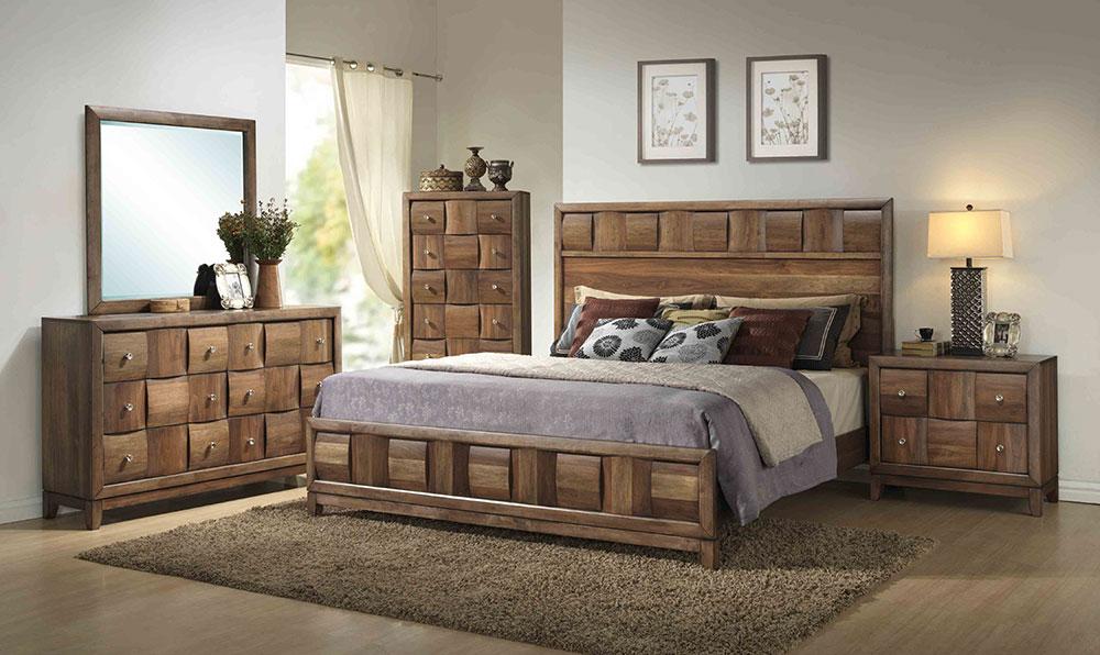 Brownwood En guide för att välja vackra massiva trämöbler till ditt sovrum