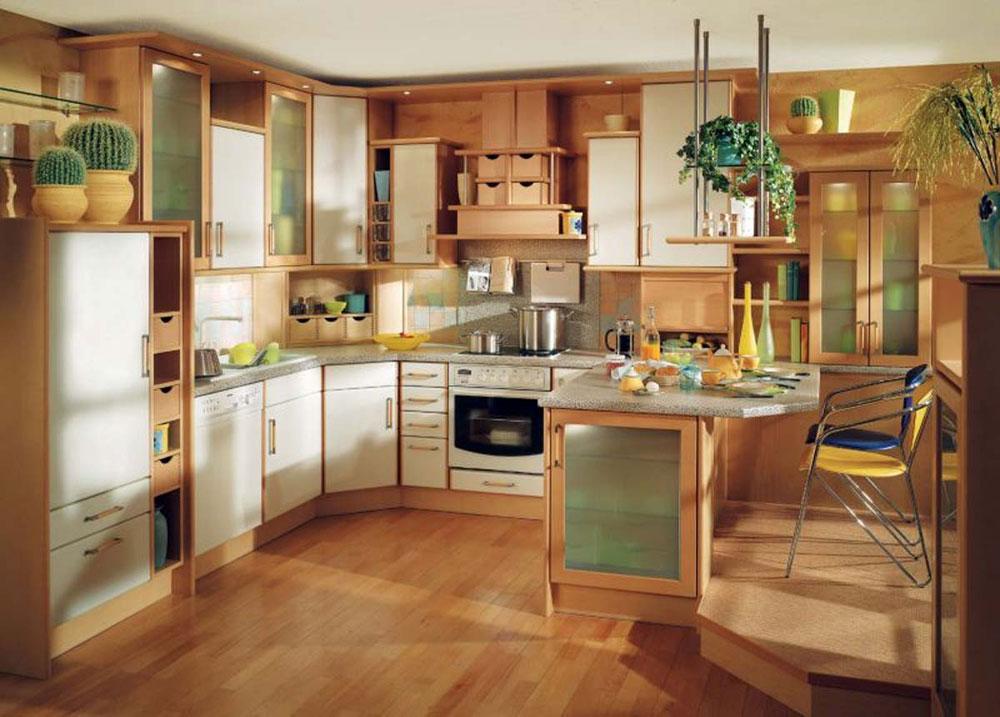 Showcase-of-the-imponerande-trä-kök-interiör-design-4 Showcase-av den imponerande-trä-kök-interiör-design
