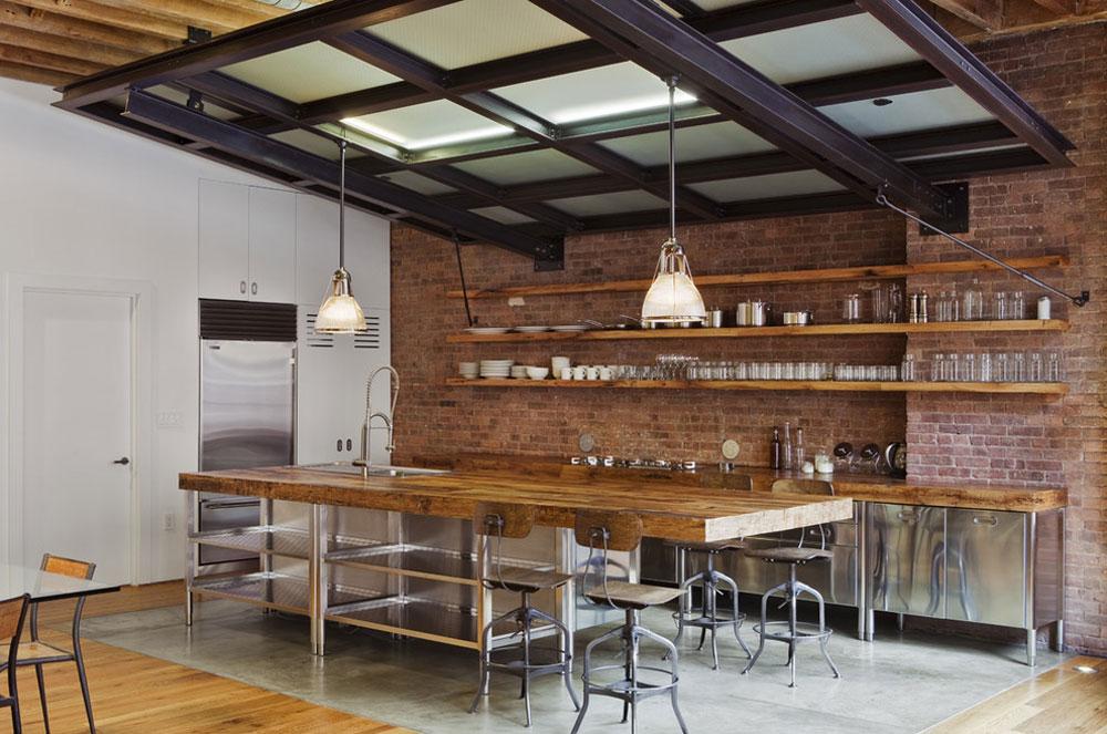 Jane-Kim-Design-by-Jane-Kim-Designidéer för industrikök: skåp, hyllor, stolar och belysning