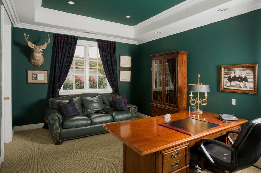 Start-Work-Home-With-These-Good-Colors-For-Home-Office8 Arbeta hemifrån med dessa bra färger för hemmakontor