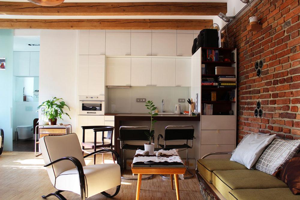 Liten lägenhet att dekorera och möblera på en budget 3 Liten lägenhet att dekorera och möblera på en budget
