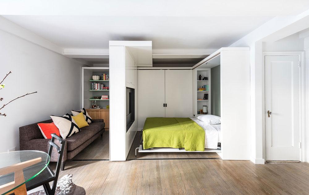 Liten lägenhet att dekorera och möblera på en budget 11 Liten lägenhet att dekorera och möblera på en budget