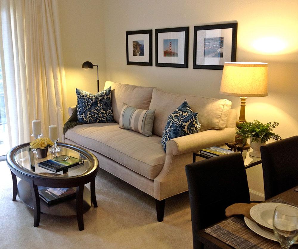Liten lägenhet att dekorera och möblera på en budget 4 Liten lägenhet att dekorera och möblera på en budget