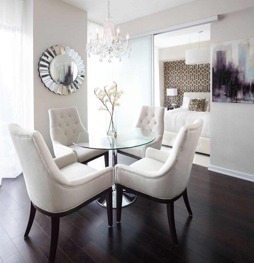 Liten lägenhet att dekorera och möblera på en budget 10 Liten lägenhet att dekorera och möblera på en budget