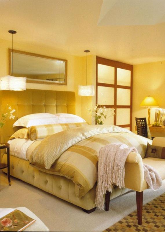 y27 Exempel på rum designade och dekorerade med gult