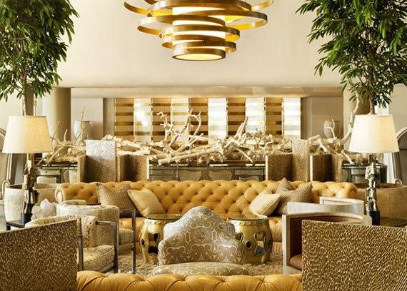 y24 Exempel på rum designade och dekorerade med gult