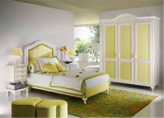 y23 Exempel på rum designade och dekorerade med gult
