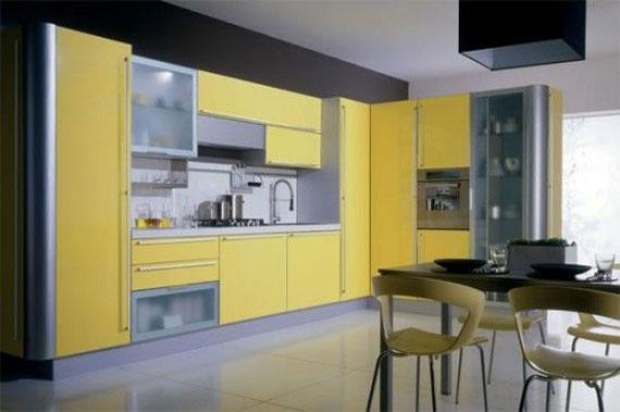y19 Exempel på rum designade och dekorerade med gult