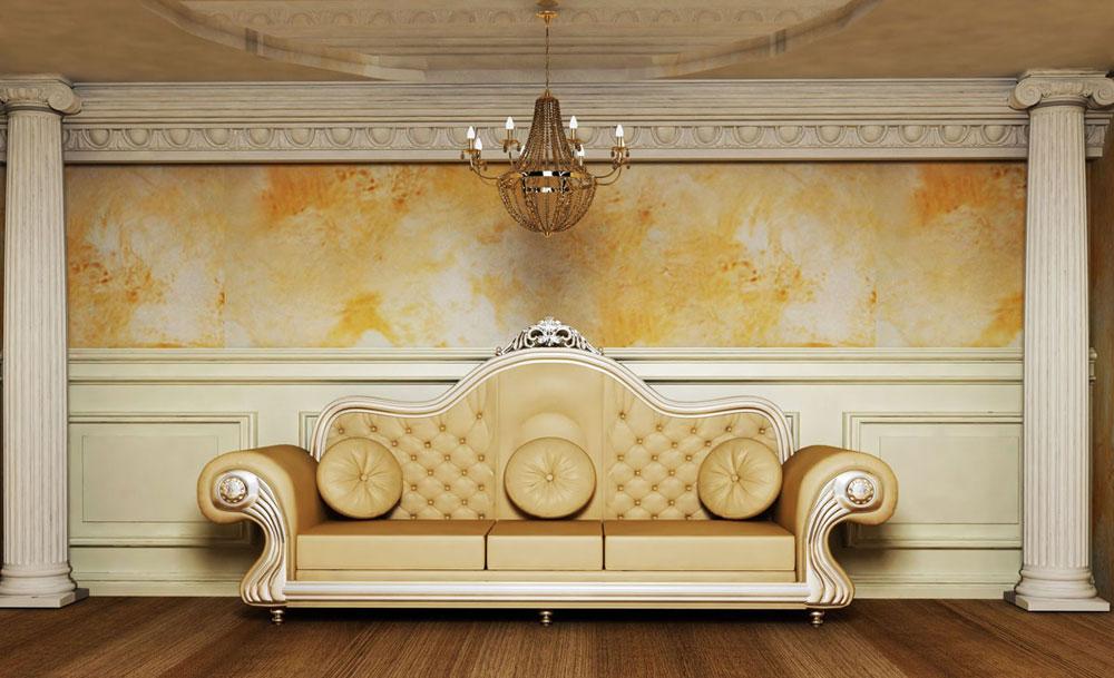 Tips och tekniker för marmorering av väggmålningar