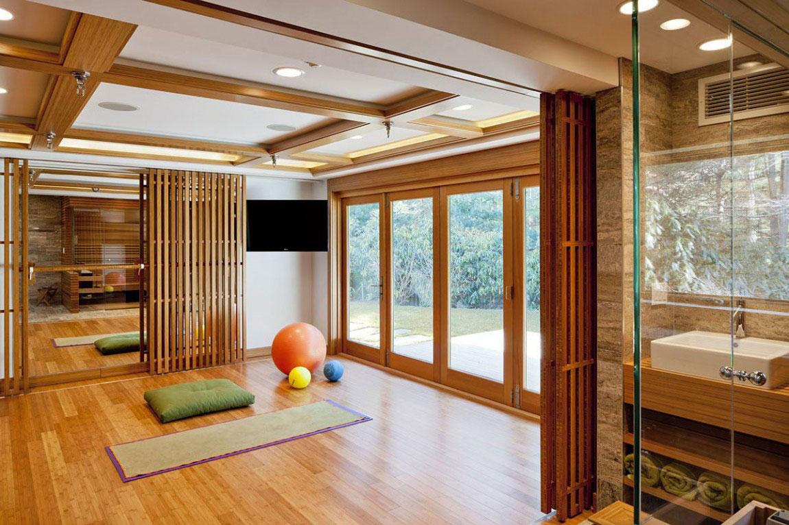 Miljövänligt hem med modern design 11 Miljövänligt hem med modern design