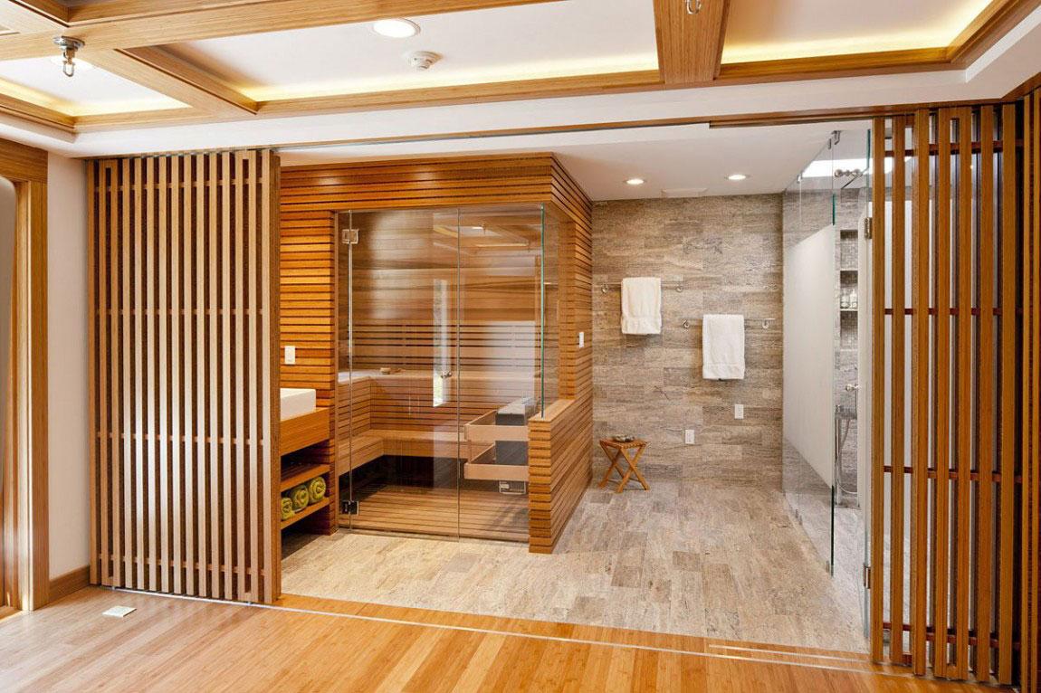 Miljövänligt hem med modern design 10 Miljövänligt hem med modern design