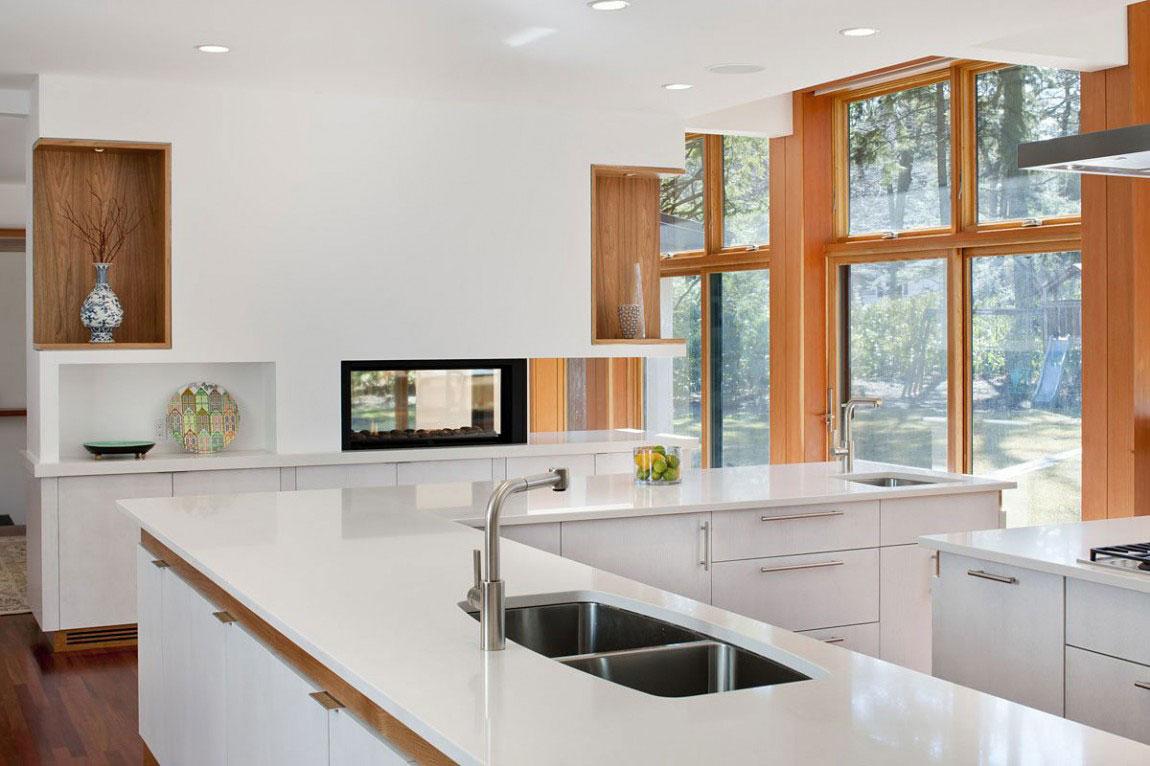 Miljövänligt hem med modern design 5 Miljövänligt hem med modern design