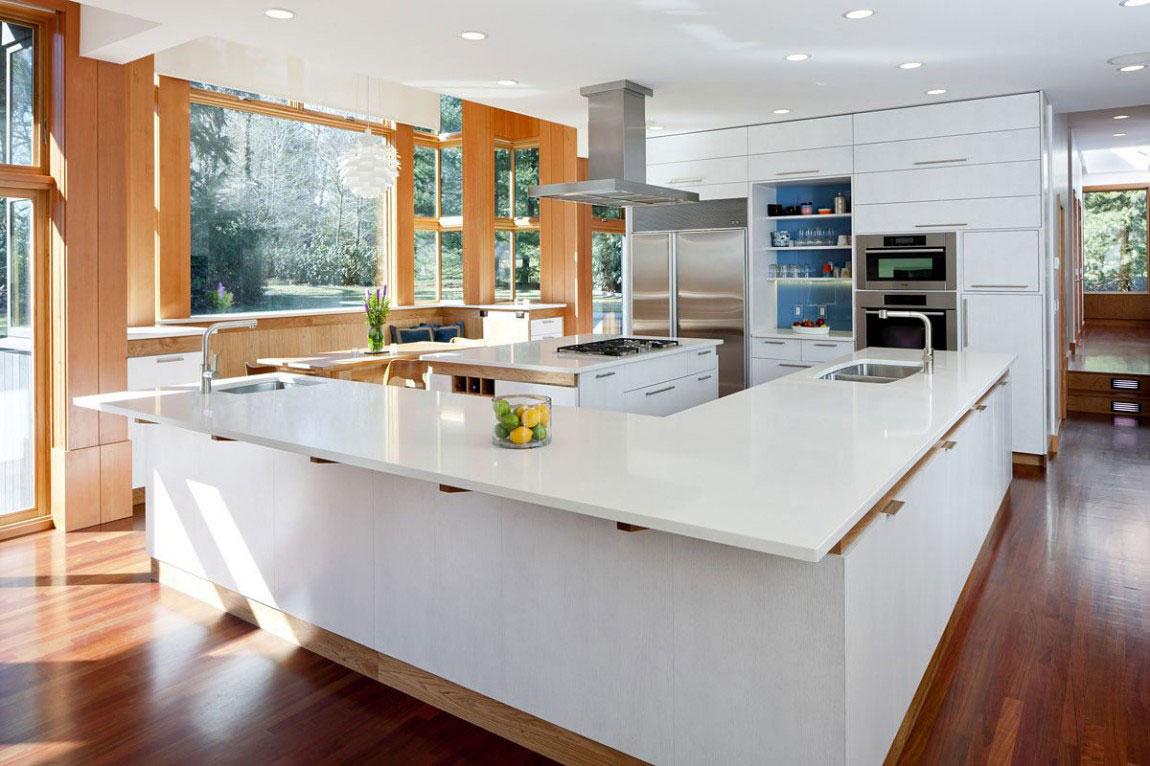 Miljövänligt hem med modern design 4 Miljövänligt hem med modern design