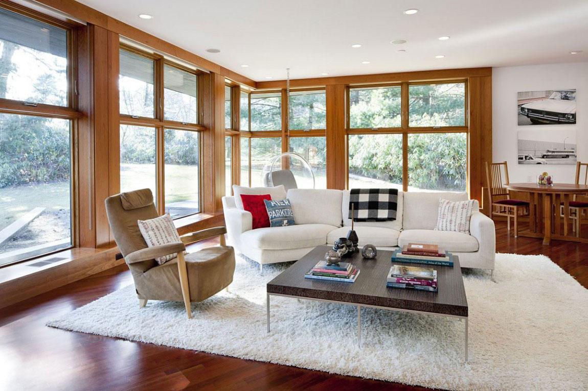 Miljövänligt hem med modern design 2 Miljövänligt hem med modern design