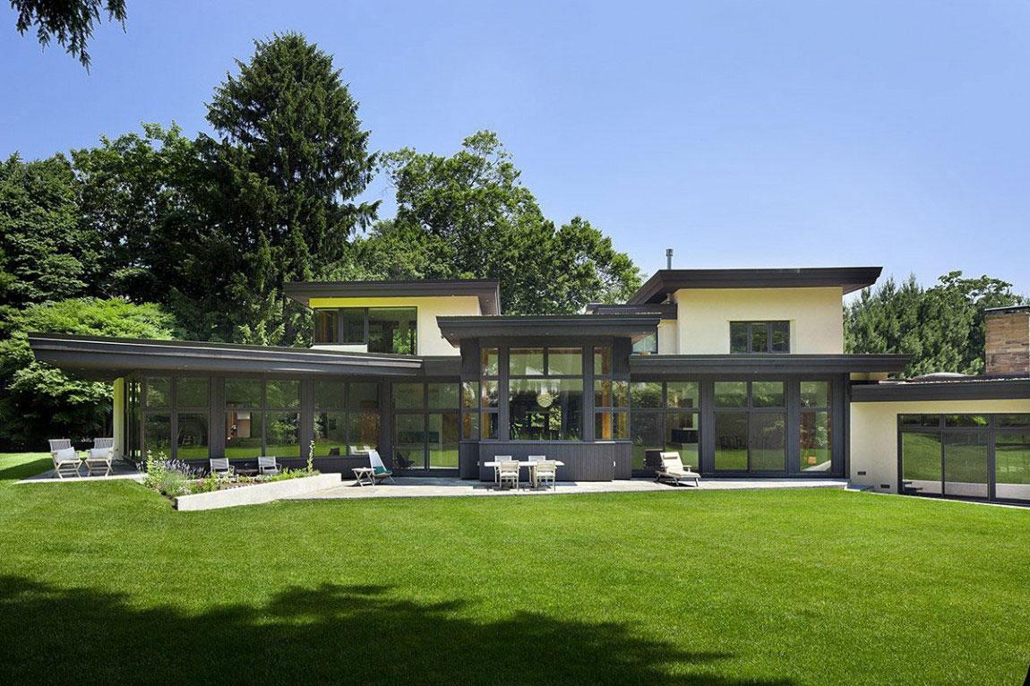 Miljövänligt hem med modern design 1 Miljövänligt hem med modern design
