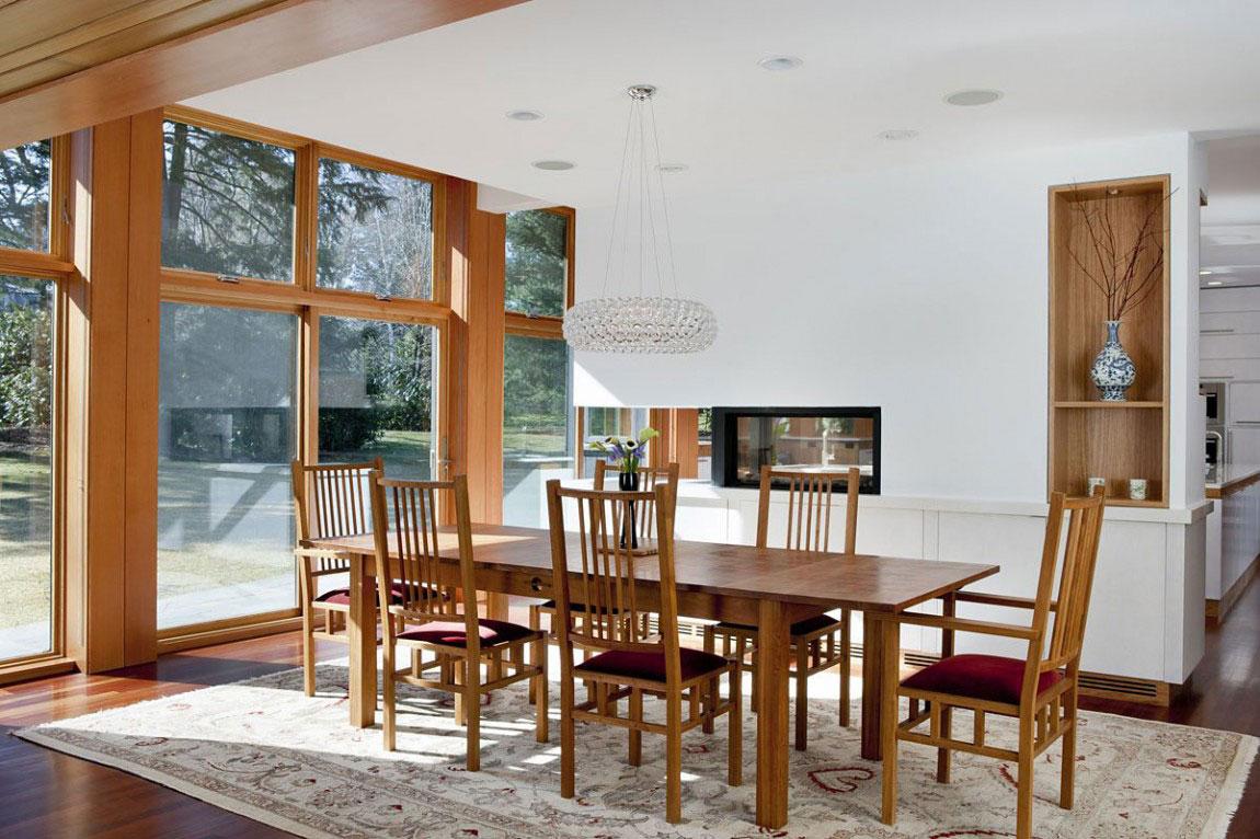 Miljövänligt hem med modern design 7 Miljövänligt hem med modern design