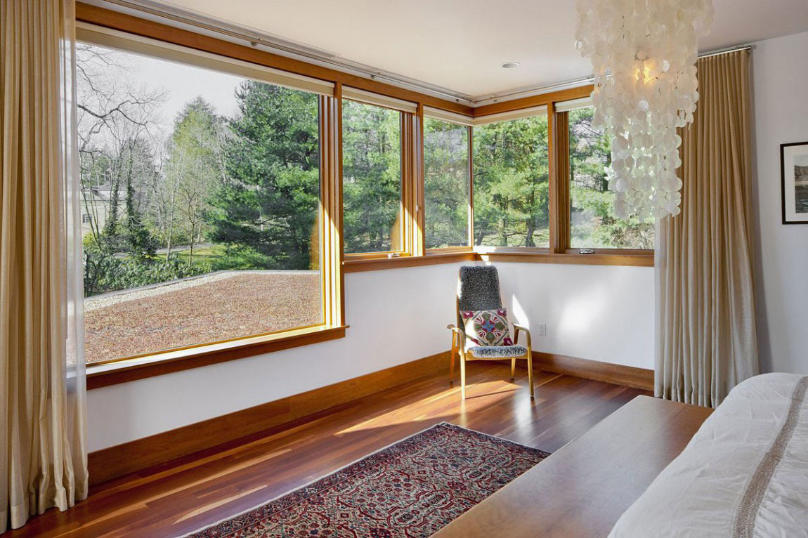 Miljövänligt hem med modern design 9 Miljövänligt hem med modern design