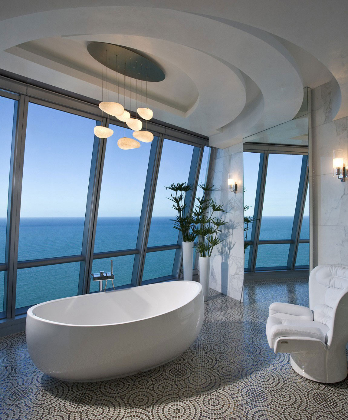 Elegant-ocean-penthouse-with-lots-hanging-lights-18 Elegant ocean-penthouse med massor av hängande lampor