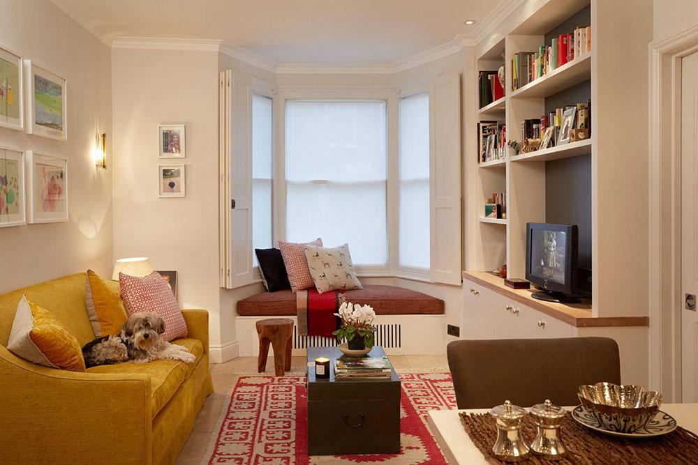 Hur man får ett vardagsrum att se större ut1 Hur man får ett vardagsrum att se större ut