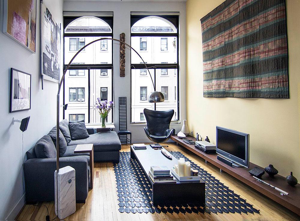 Hur man får ett vardagsrum att se större ut2 Hur man får ett vardagsrum att se större ut