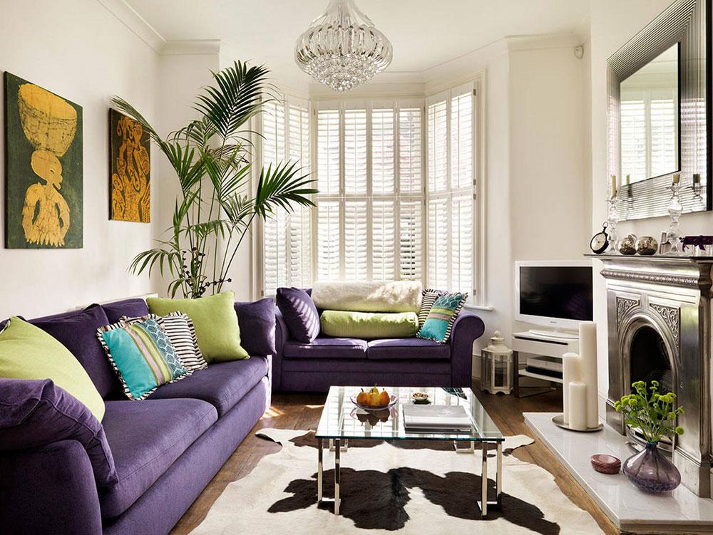 Hur man får ett vardagsrum att se större ut11 Hur man får ett vardagsrum att se större ut
