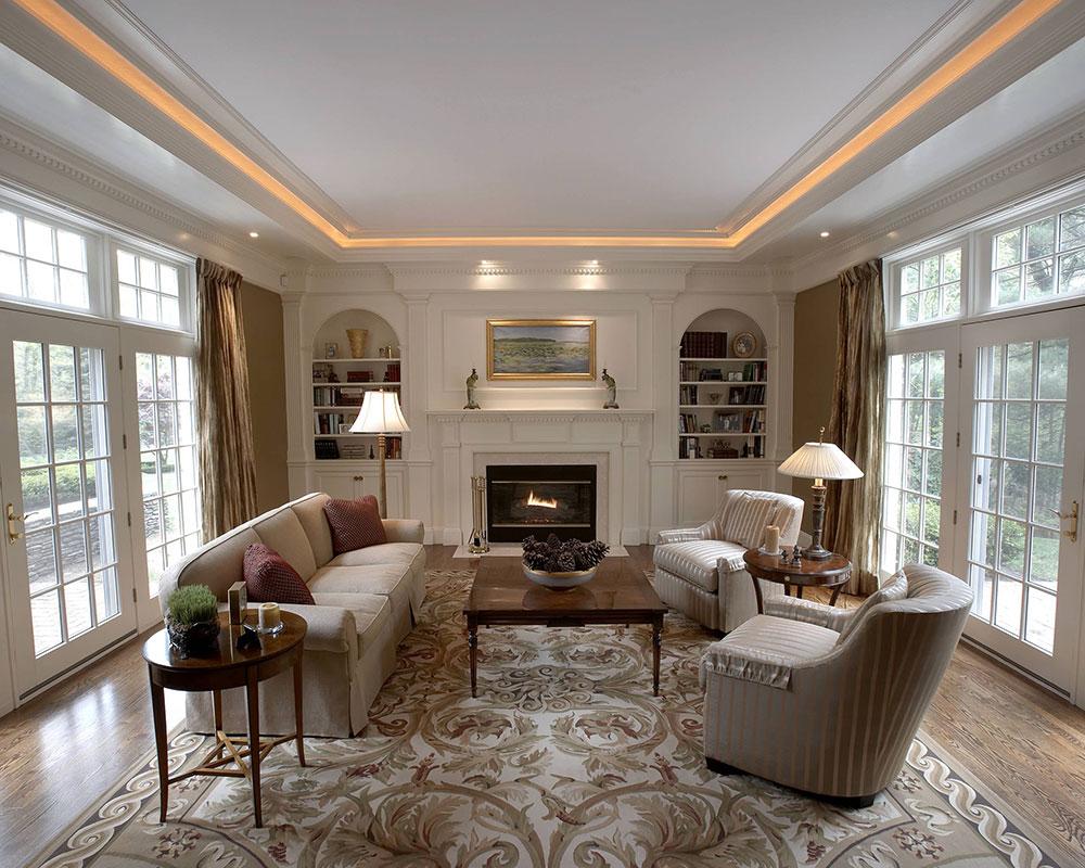 Hur man får ett vardagsrum att se större ut4 Hur man får ett vardagsrum att se större ut